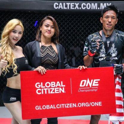 Lee Ji Na, Ann Osman, Keanu Subba