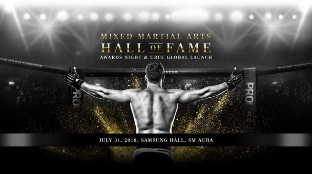 URCC Hall of Fame Awards (Facebook/URCC Global)