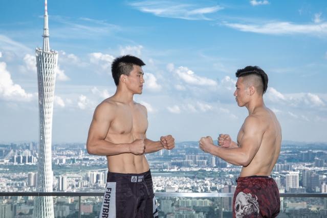 Zhao Zhi Kang, Ma Xu Dong