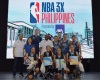Brian Scalabrine, Tim Hardaway Jr., Detroit Pistons Extreme Team, Joy Galicia, Angeli Gloriani, Ella Rodrigues, Jhenn Angeles