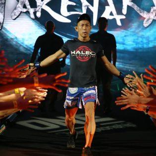 Daichi Takenaka (© ONE Championship)