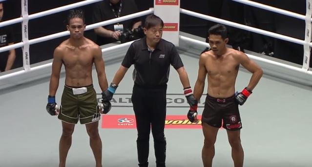 Ramon Gonzales, Yuji Shimada, Dodi Mardian