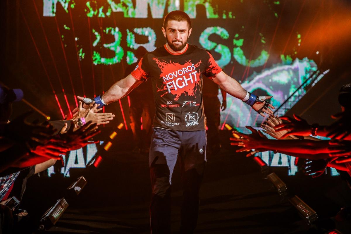 Kiamrian Abbasov (© ONE Championship)