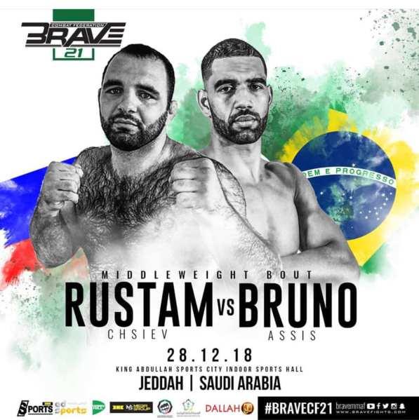 Rustam Chsiev, Bruno Assis