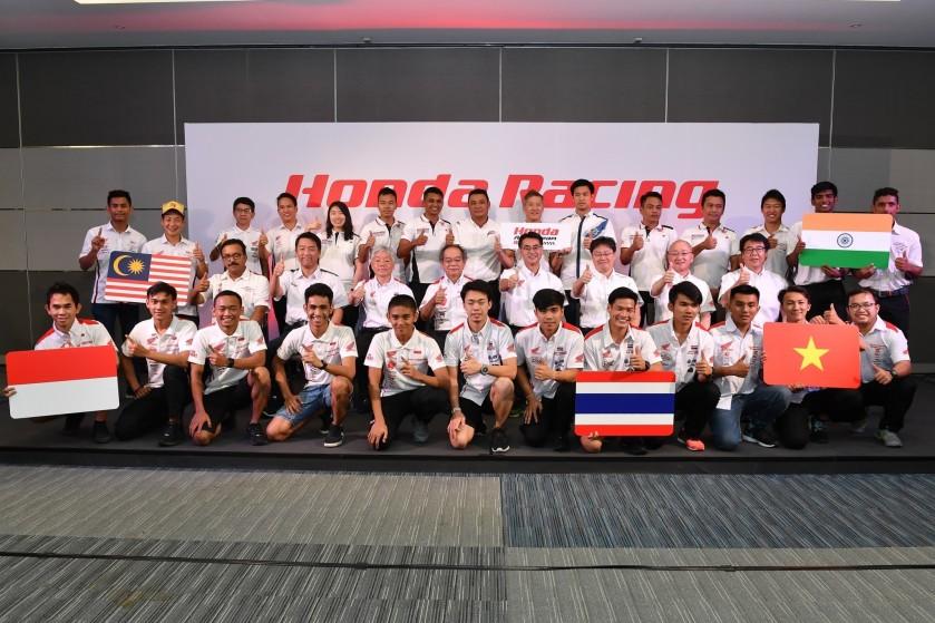 Honda Group of Companies in Asia & Oceania