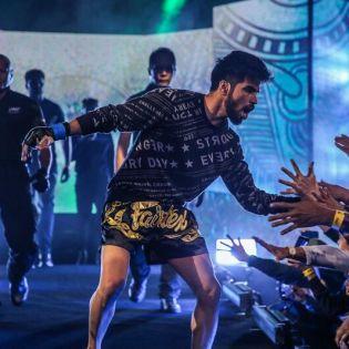 Himanshu Kaushik (© ONE Championship)