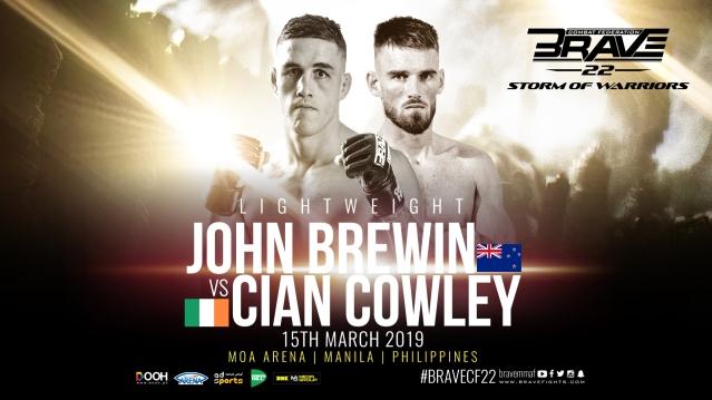 John Brewin, Cian Cowley
