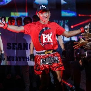 Kongsak P.K.Saenchaimuaythaigym (© ONE Championship)