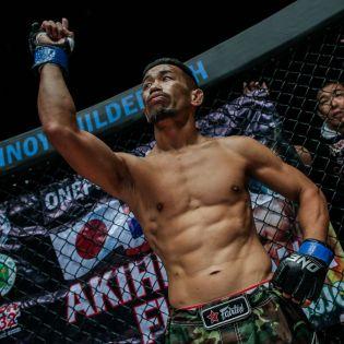 Akihiro Fujisawa (© ONE Championship)