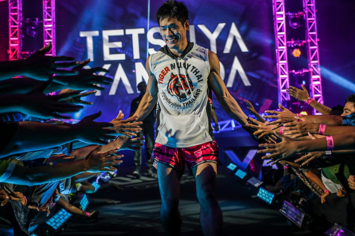 Tetsuya Yamada (© ONE Championship)