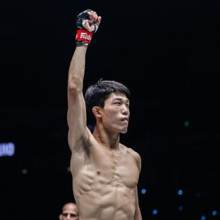 Kim Kyu Sung (© ONE Championship)