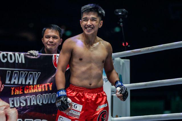 Mark Sangiao, Geje Eustaquio (©ONE Championship)