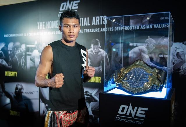 Jo Nattawut (© ONE Championship)