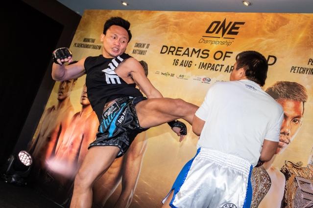 Lerdsila Phuket Top Team (© ONE Championship)