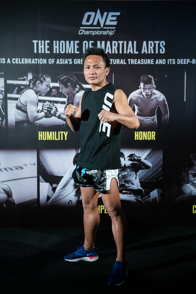 Lerdsila Phuket Top Team (© ONE Championship)