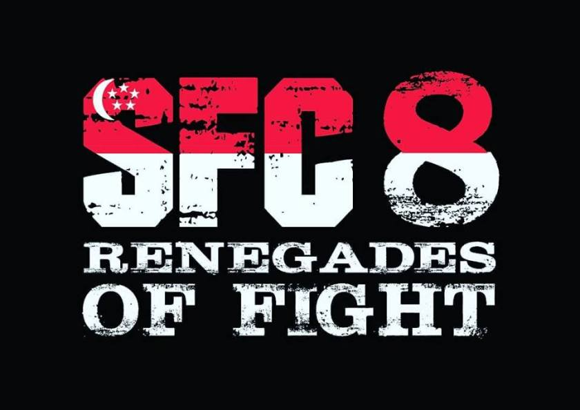'SFC 8: Renegades of Fight'