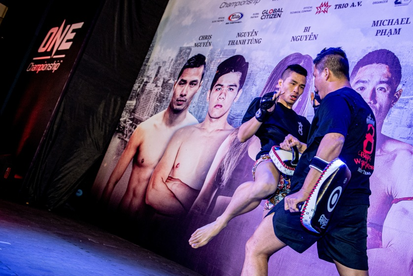 Chris Nguyen (©ONE Championship)