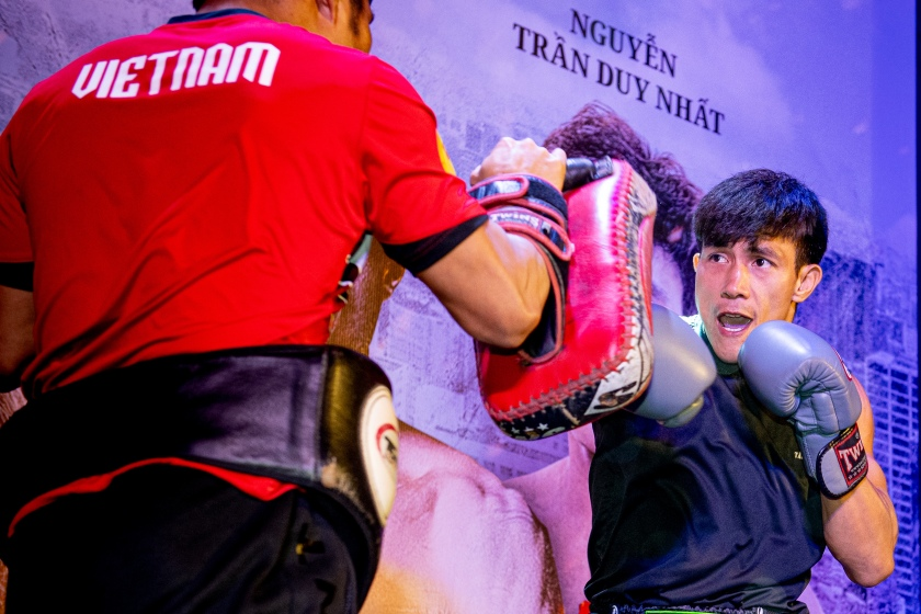 Nguyen Tran Duy Nhat (©ONE Championship)
