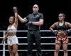 Bi Nguyen, Olivier Coste, Puja Tomar (©ONE Championship)