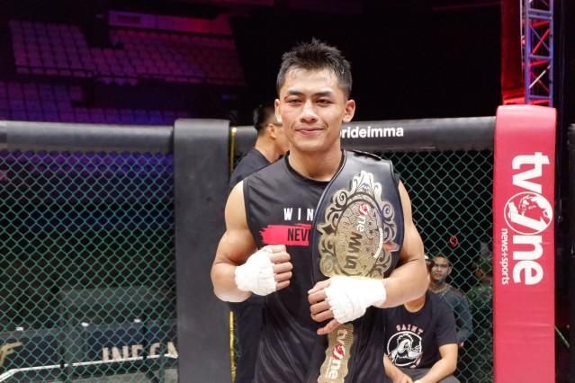 Achmad Eko Priandono (©One Pride MMA)