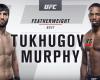 Zubaira Tukhugov, Lerone Murphy