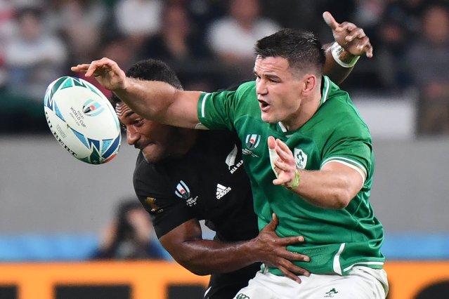 New Zealand vs Ireland