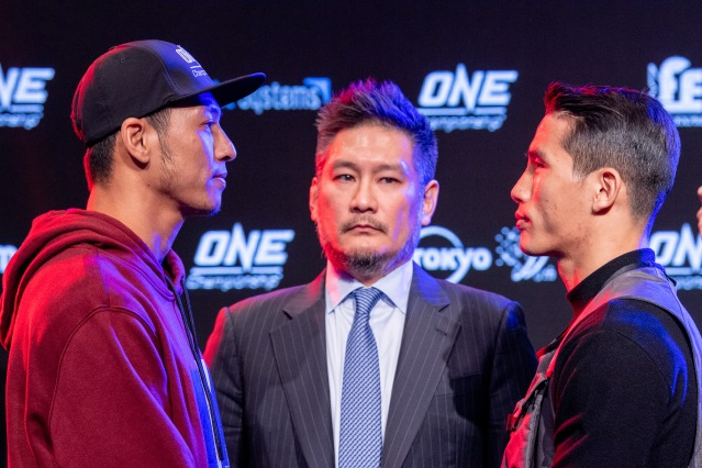 Phoe Thaw, Chatri Sityodtong, Yoon Chang Min (©ONE Championship)