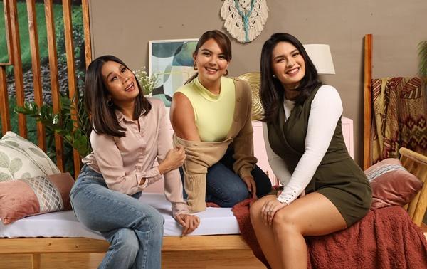 Pokwang, Rita Atayde, Pauleen Luna-Sotto
