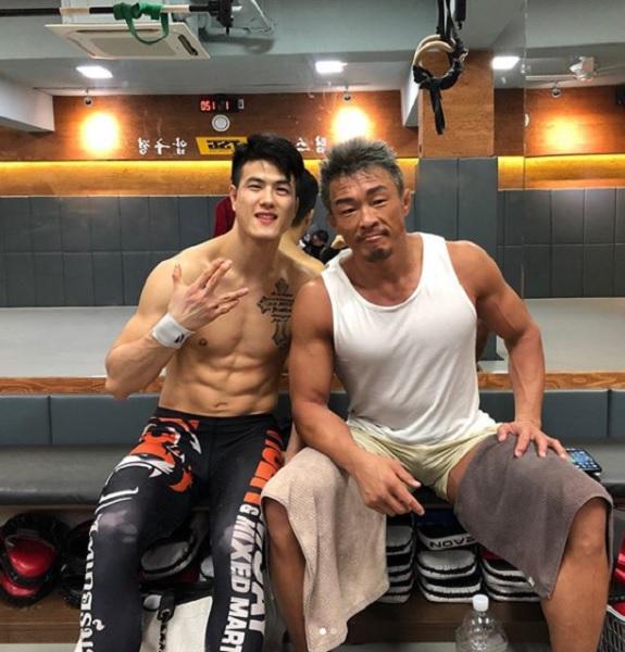 Sung Bin Jo, Yoshihiro Akiyama