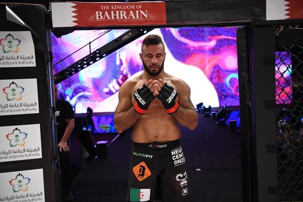 Mohamed Said Maalem (©BRAVE Combat Federation)