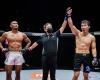 Amir Khan, Yuji Shimada, Dae Sung Park (©ONE Championship)