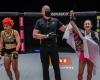 Stamp Fairtex, Olivier Coste, Alyonna Rassohyna (©ONE Championship)
